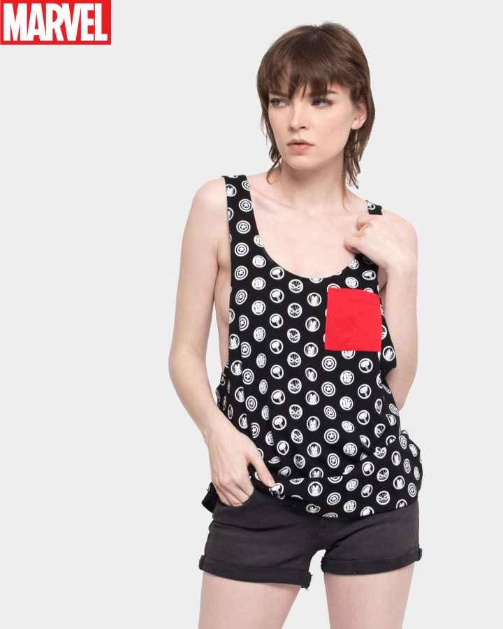 marvel-icons-pattern-sleeveless