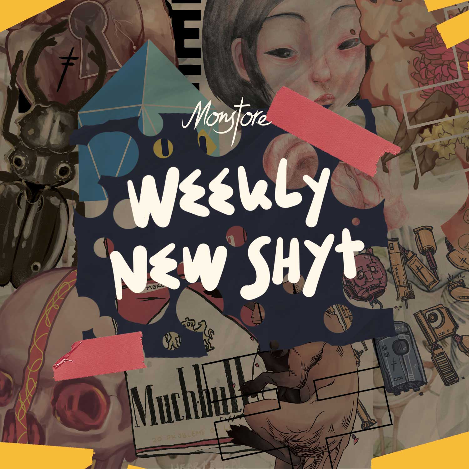 Weekly New Shyt