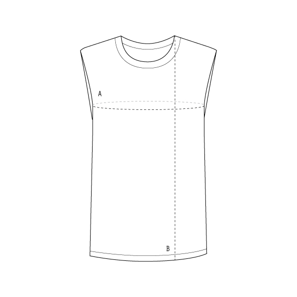 Monstore Muscle Tee
