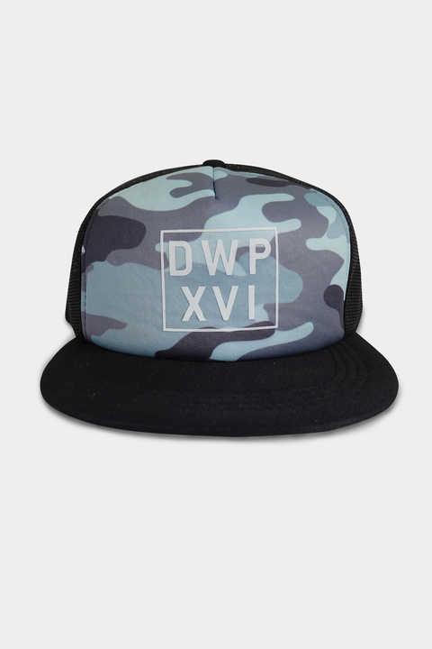 dwp-army-xvi-logo-hat