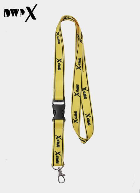 dwp-x-logo-landyard-yellow