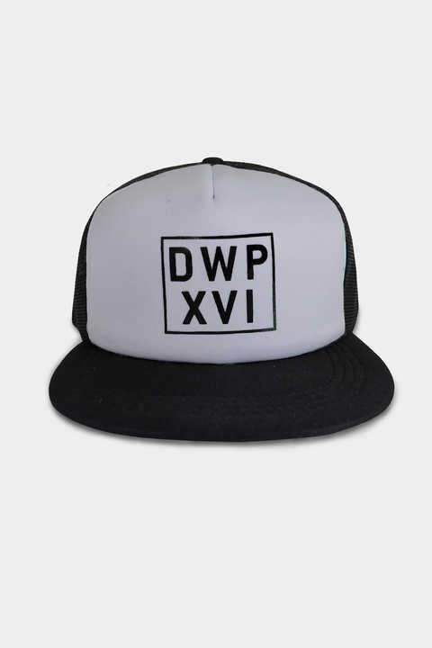 dwp-xvi-logo-hat
