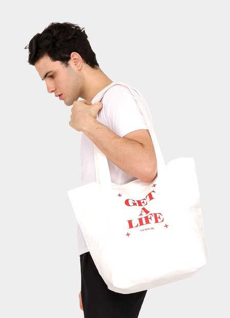 get-a-life-tote-bag