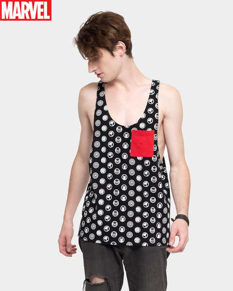marvel-icons-pattern-sleeveless