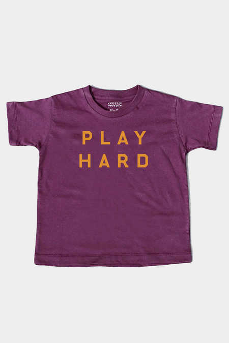 478e82f278e7 Play Hard Kids Tee Off White. Rp149.000. 1-2  2-3  3-4  4-5  5-6